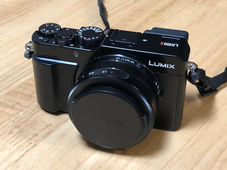 Panasonic LX100II外観