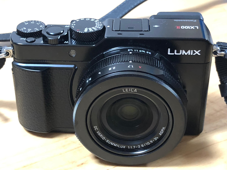 LX100M2外観